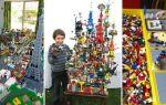 Игровой стол для Лего — детям и взрослым
