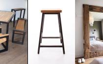 Мебель в стиле лофт: изготовление своими руками