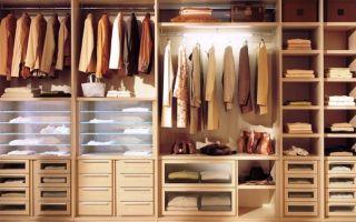 Шкаф своими руками — создай дом для своей одежды