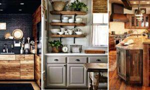 Кухонный гарнитур своими руками в домашних условиях