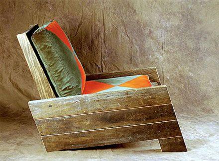 деревянные кресла своими руками