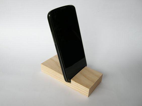как сделать подставку для телефона своими руками