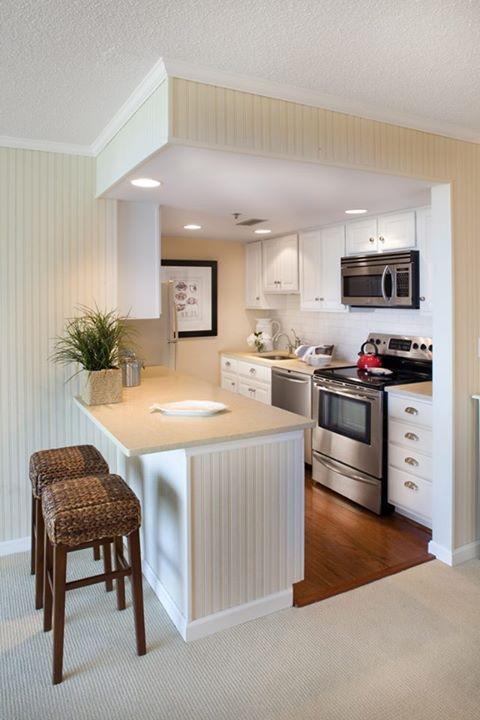 Барная стойка для маленьких кухонь