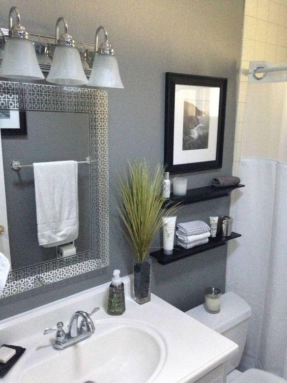 полки для ванной комнаты из дерева