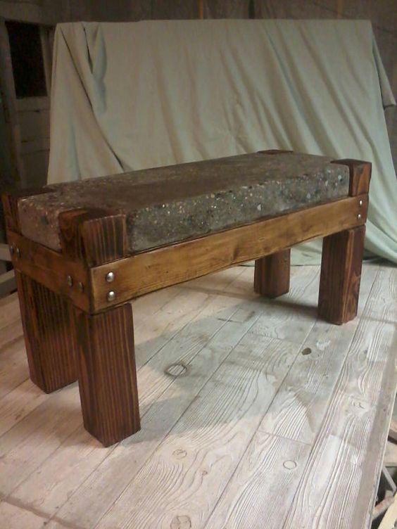деревянная мебель для сада своими руками
