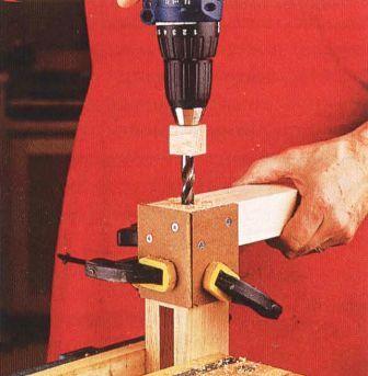 Сверлильный кондуктор фото