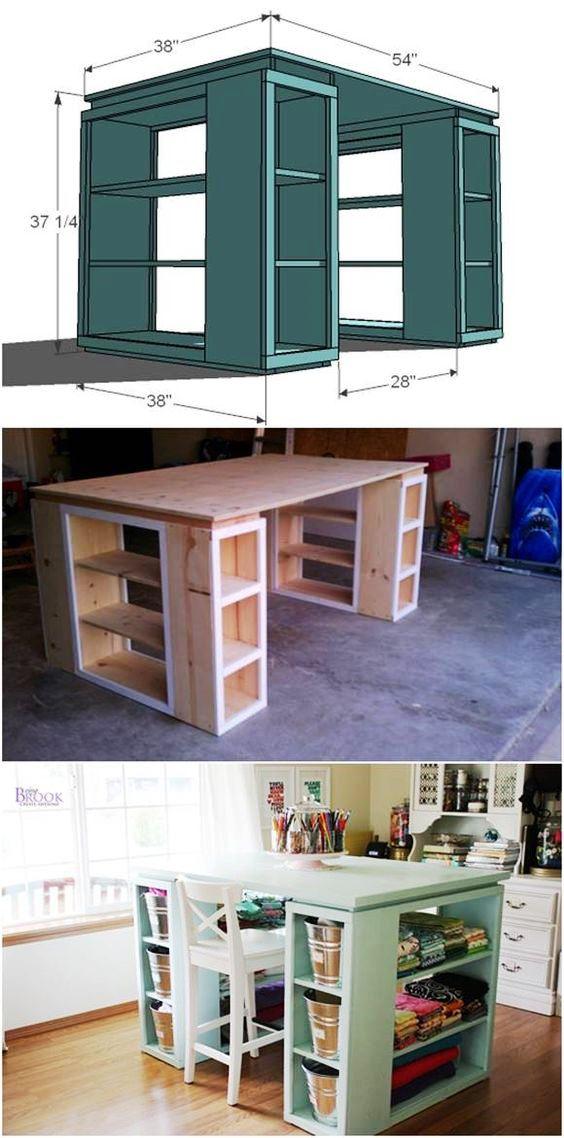 Поэтапное изготовление мебели