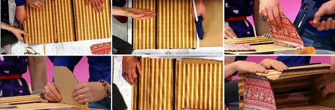 хлебница из бамбука своими руками