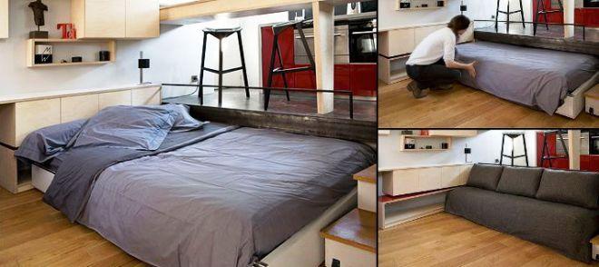 как сделать подиум в квартире