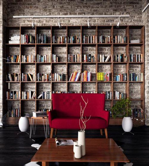 Стеллаж для книг своими руками идеальное решение для любого интерьера