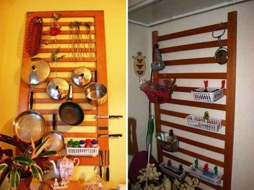 Органайзер на кухню или в детскую комнату
