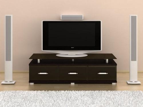 тумба под телевизор и домашний кинотеатр